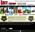 lift truck sales and service